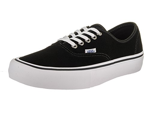 Vans AUTHENTIC, Unisex-Erwachsene Sneakers Suede Black