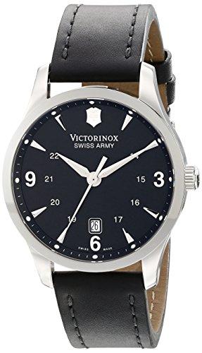 victorinox-swiss-army-241474-montre-homme-quartz-analogique-bracelet-cuir-noir