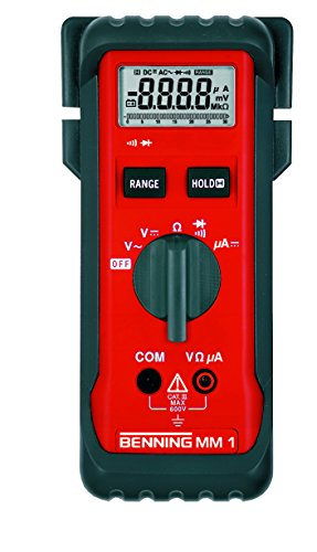 Benning MM 1 Digital Multimeter