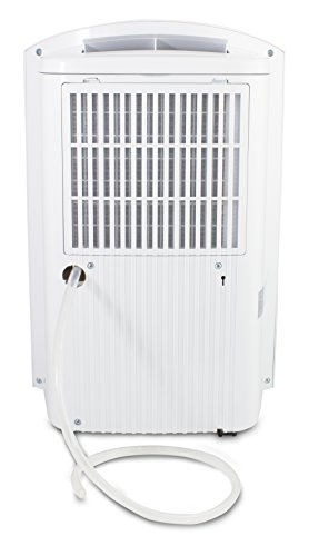 SUNTEC Luftentfeuchter DryFix 20 Design [Für Räume bis 150 m³ (~65 m²), Entfeuchtungsleistung = 20 l/Tag, inkl. Luftreinigungsfunktion, inkl. Wäschetrocknung, 370 Watt]