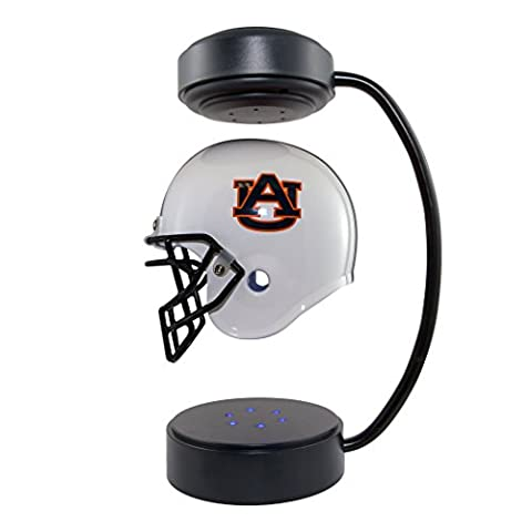 Auburn Tigers NCAA Hover Helmet - Collectible Levitating Football Helmet with Electromagnetic Stand