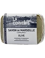 La Corvette Savon de Marseille Olive 100 g