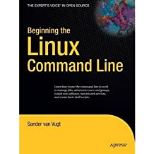 [BEGINNING THE LINUX COMMAND LINE] by (Author)van Vugt, Sander on Apr-01-09
