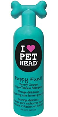 Pet Head Puppy Fun Tearless Shampoo, 475ml by The Company Of Animals