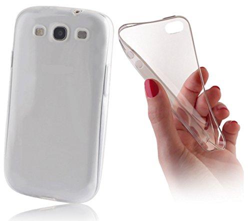 HTC One M8s Hülle KUNA Ultra-Clear HTC One M8s Silikon Premium Case Extra Dünne Schutzhülle für HTC One M8s Handyhülle Backcover Durchsichtig für HTC One M8s Bumber Slimcase für HTC One M8s