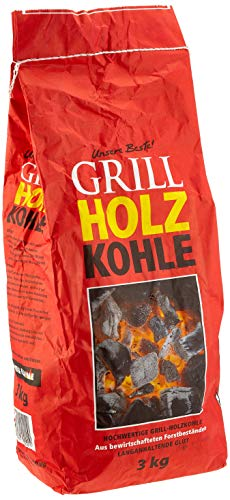 Feuer & Flamme - Grill Ketts Holzkohle-Briketts - 3kg