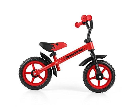Bicicleta sin pedales Dragon de Milly Mally