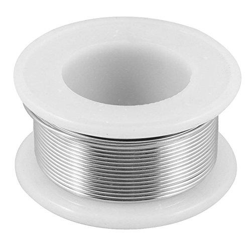1 mm Stagno Piombo Nucleo di Colofonia Bobina di Filo di Saldatura Argento