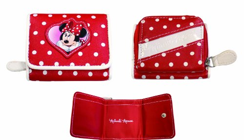 Minnie Mouse - Monedero billetero lunares (Cerdá 2502/27)