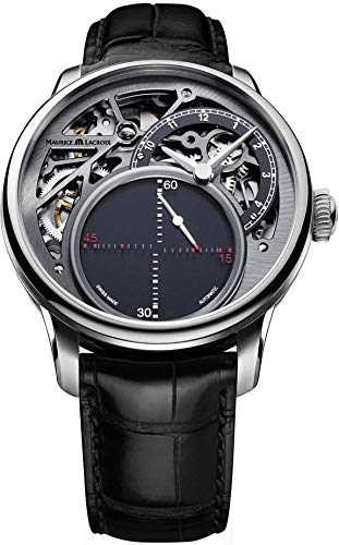 Maurice Lacroix Mysterious Second MP6558-SS001-095-1 Orologio automatico uomo
