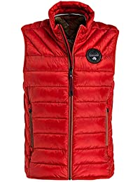 Amazon.it  NAPAPIJRI - Gilet   Giacche e cappotti  Abbigliamento 943ed03a64de