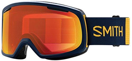 Smith Damen Riot Skibrille, Navy Wombat, M