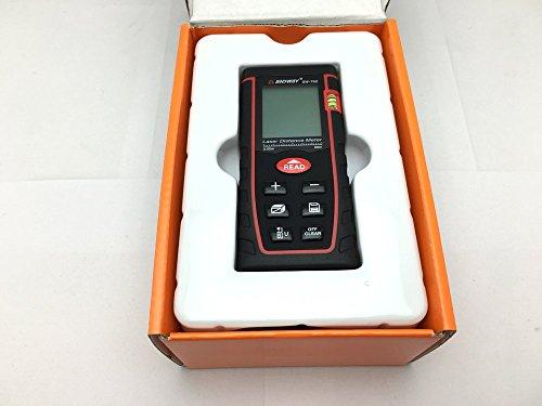 Laser Entfernungsmesser Profi : ᐅᐅ】sndway® laser entfernungsmesser 40 m 60 80 infrarot lineal