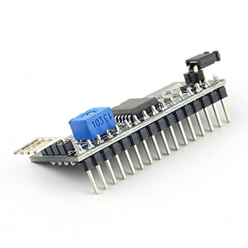 xcluma-Adjustable-Back-Light-IicI2CTwiSpi-Serial-Module-Arduino-With-Blue-1602-Lcd