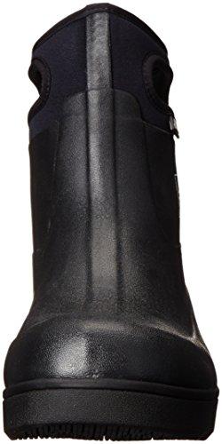 Bogs Men's Turf Stomper Insulated Work Boot Black