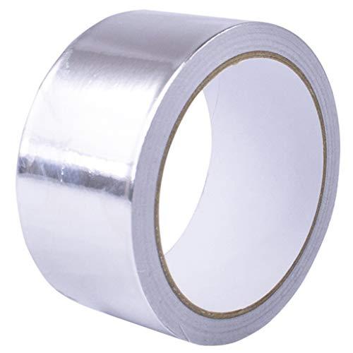 Cinta gruesa papel aluminio Cinta papel aluminio Aislamiento