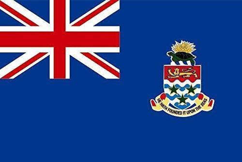 U24 Fahne Flagge Cayman Inseln 60 x 90 cm -