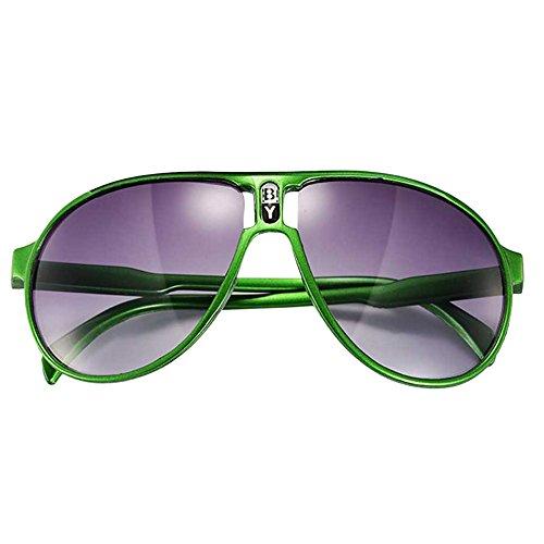Battnot☀ Sonnenbrillen für Kinder Jungen Goggle Baby, Pilotenbrille Polarisiert Vintage Mode Anti-UV400 Gläser Holiday Schutz Shades Schutzbrillen Baby Mädchen Retro Billig Sunglasses Eyewear