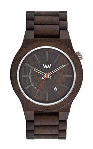 Orologio in legno Wewood ASSUNT Chocolate
