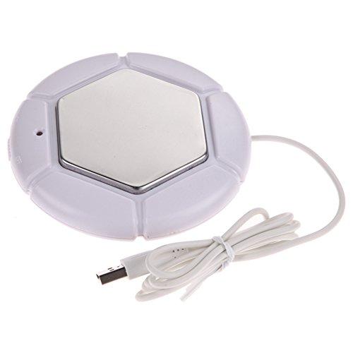 zantec Office/Home Verwendung USB Lade Schreibtisch Erhaltung Wärme Disc Cup Pad Halterung für Halten Wasser im Winter warm - Pet-erwärmung Pad