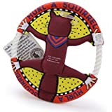 Funny Frisbee Pet Dog Cat Toys Squirrel Duck Frisbee 16.5cm and 22.5cm (Squirrel, 16.5cm)