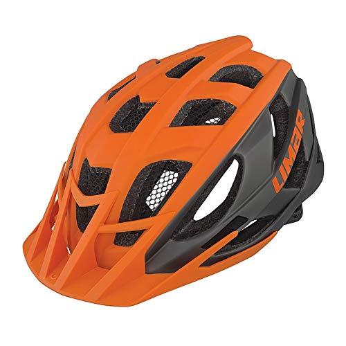 Limar Fahrradhelm 888 Gr.M 55-59cm matt orange Titan ca. 260g Fahrrad