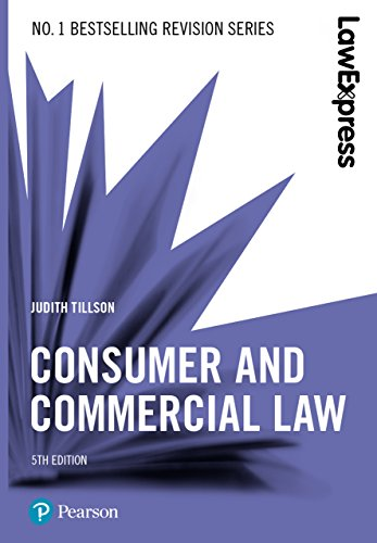 Law Express: Commercial and Consumer Law