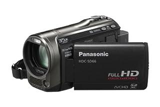 Panasonic HDC-SD66EG-K HD Camcorder (SD-Kartenslot, 25-fach optischer Zoom, 6.9 cm Display, Bildstabilisator, mini-HDMI, USB 2.0) schwarz (B0035KBPVK) | Amazon price tracker / tracking, Amazon price history charts, Amazon price watches, Amazon price drop alerts