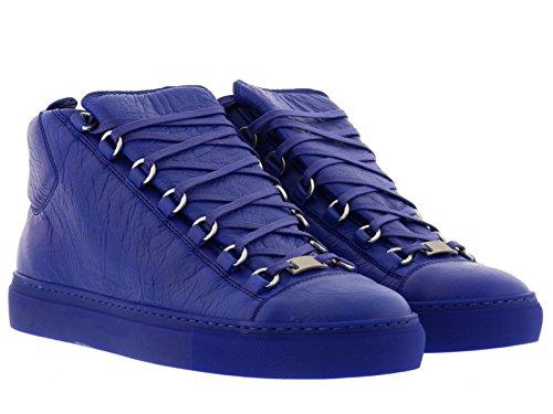 basket-montantes-balenciaga-homme-en-cuir-bleu-france-code-modele-412380-way40-4362-taille-40-eu-6-u