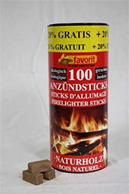 Favorit - Anzündsticks 120er - 1St