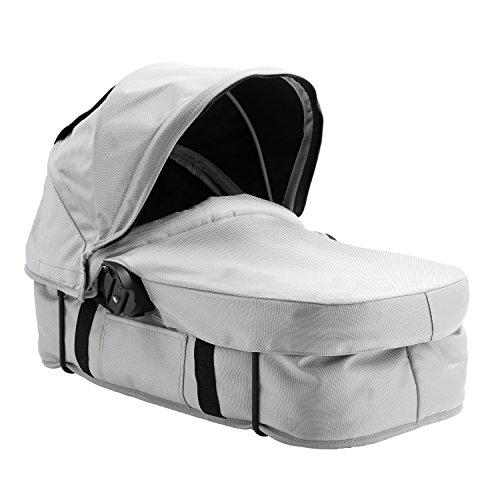 Baby Jogger City Select - Kit de capazo, Plata (Silver)