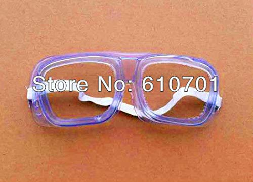 DIPU WULIAN White Lens Plastic Safety Goggles Special for Electric Grinder Abrasive Grinding Eyes Protection Safety Glasses -