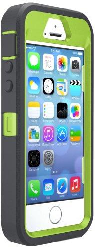OtterBox Defender Series Schutzhülle für iPhone 5/5S/SE-frustrationsfreie Verpackung-Key Lime (Glow Grün/Schiefer Grau) - Amazon 5 Otterbox Iphone Von