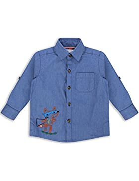 The Essential One - Bebé Infantil Niños Camisa - Azul - EOT244