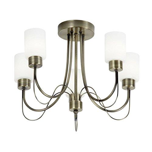 endon-baxter-5ab-semi-flush-light-steel-antique-brass-g9-33-w
