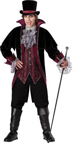 Vampire von Versailles - Vampir Kostüm - Größe Medium (Vampir Von Versailles Kostüm)