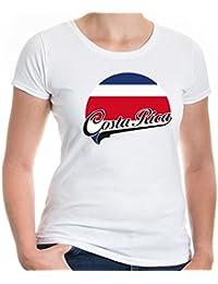 buXsbaum Girlie T-Shirt Costa rica-logo
