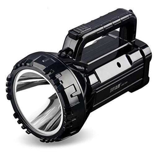 Winxc Taschenlampe LED wiederaufladbare Scheinwerfer Blendung Langstrecken-Taschenlampe Notbeleuchtung High Power Portable Licht Camping Licht High Power Uv-laser