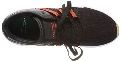 Adidas Damen Eqt Racing Adv Gymnastikschuhe Schwarz (nucleo Nero / Arancione Grassetto / Ftwr Bianco)