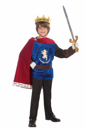(Large, One Color) - Forum Novelties Prince Charming Child's Costume, Large
