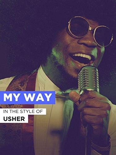 My Way im Stil von