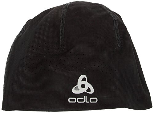 ODLO MOVE LIGHT   GORRO MULTICOLOR BLACK   EBONY GREY TALLA:TALLA UNICA