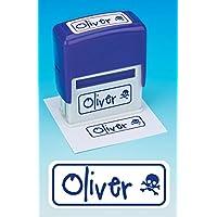 """Boxer Gifts - Sello con nombre """"Oliver"""""""