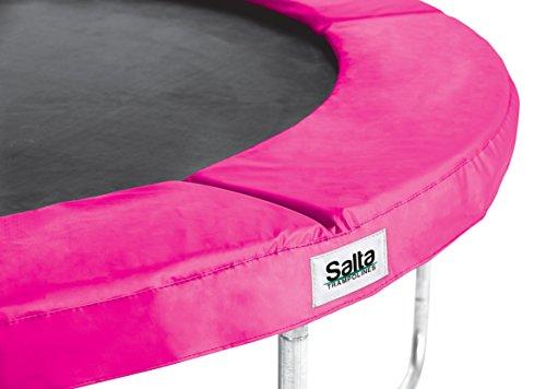 Salta-595R-Trampoline-Beschermrand-Roze-366cm