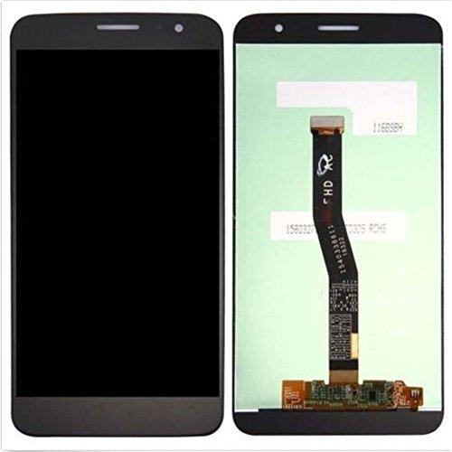 Huawei nova plus Display im Komplettset LCD Ersatz Für Touchscreen Glas Reparatur (Schwarz) -