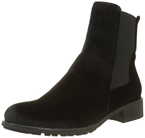 Shoe The Bear Damen Angelica V Kurzschaft Stiefel Schwarz (Black)