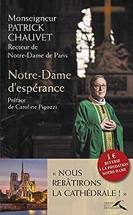 Notre-Dame d'espérance par Patrick Chauvet