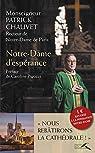 Notre-Dame d'espérance par Chauvet