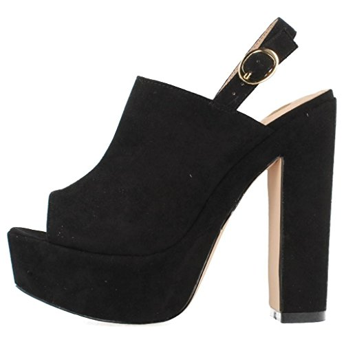 Sandali e infradito per le donne, colore Nero , marca LA STRADA, modello Sandali E Infradito Per Le Donne LA STRADA EL140 Nero Nero