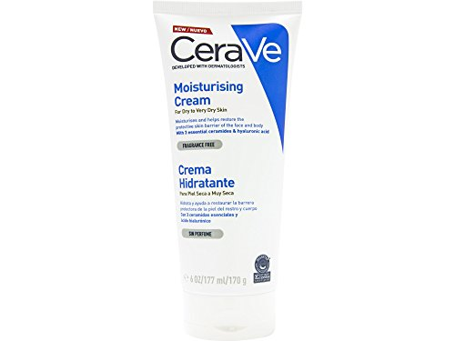 Cerave Dry And Very Dry Skin Moisturizing Cream 170ml